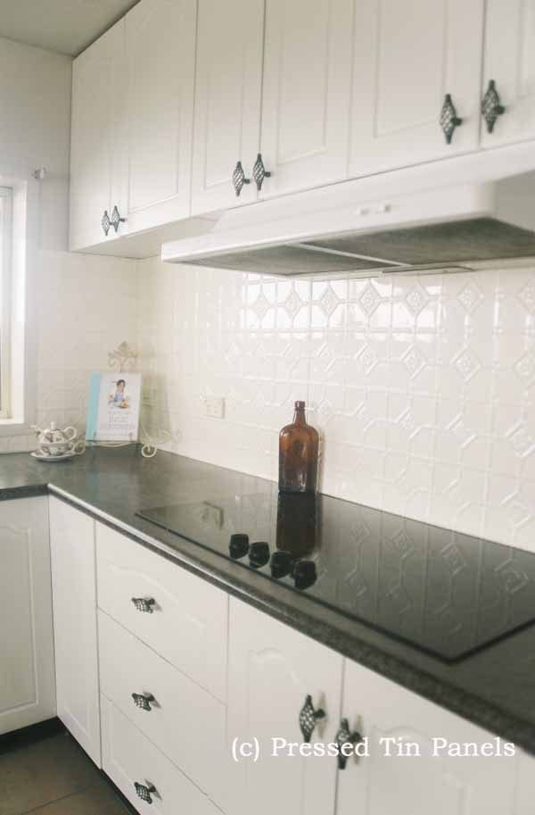Pressed Tin Panels Mudgee Splashback