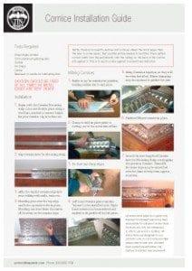 Cornice-Installation-Guide