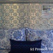 Original Pressed Tin Panels_Bed Head