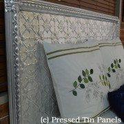 Pressed Tin Panels BedHead