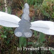 Pressed Tin Panels Dragonfly