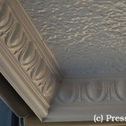 Pressed Tin Panels Egg Darte Cornice
