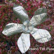 Pressed Tin Panels Flower