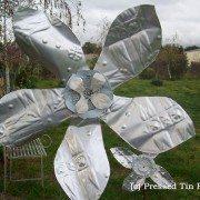 Pressed Tin Panels Flowers