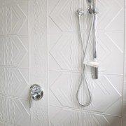 Pressed Tin Panels bondi bathroom mercury silver