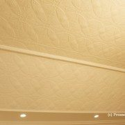 Pressed Tin Panels_Carousel Ceiling Raked White Satin