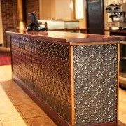 PressedTinPanels kelso hotel front counter