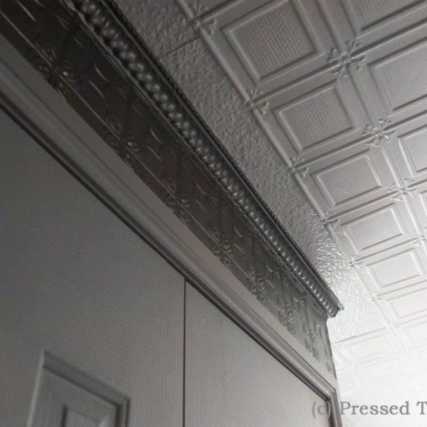 PressedTinPanelsOphir Ceiling Silver