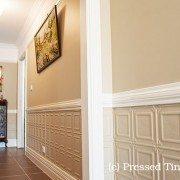 PressedTinPanelsOphir Hallway