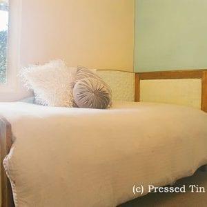 PressedTinPanelsOriginal Bed Backboard