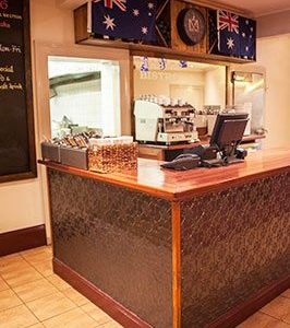 Pressed Tin Panels Sable Asteroid front Counter