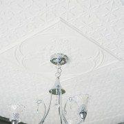 PressedTinPanels_Acorn Ceiling White