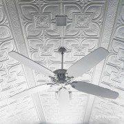 PressedTinPanels_Alexandria Ceiling