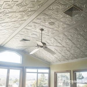 Pressed Tin Panels Alexandria Ceiling Egg Darte Cornice