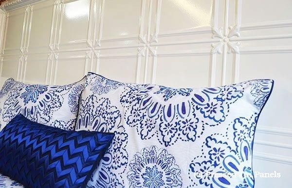 Pressed Tin Panels Bed Head Maddington