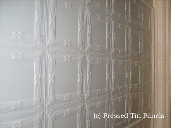 Pressed Tin Panels Beresford Ceiling