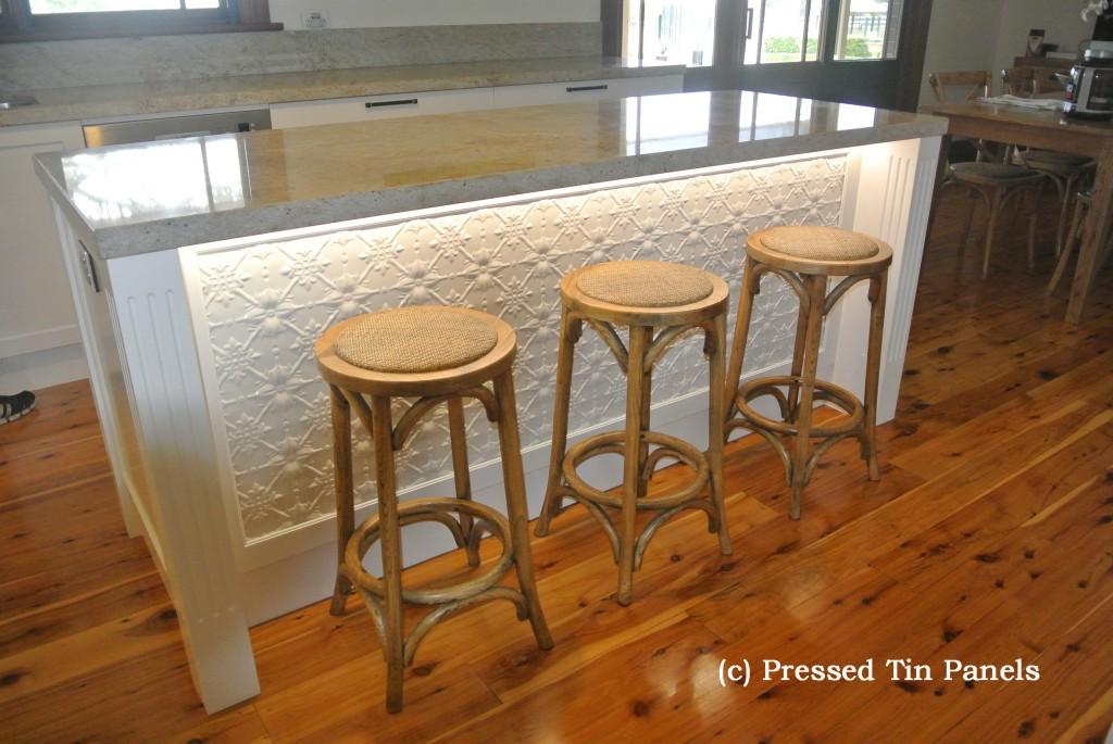 Super Original Island Bench Bright White Pabps2019 Chair Design Images Pabps2019Com