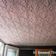 PressedTinPanels_Snowflakes Ceiling Hotel Canobolas