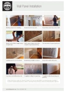 Wall Panel Installation Guide