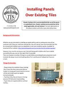 Guide To Installing Over Tiles