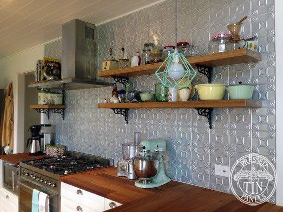 Evans Kitchen Splashback – Natural