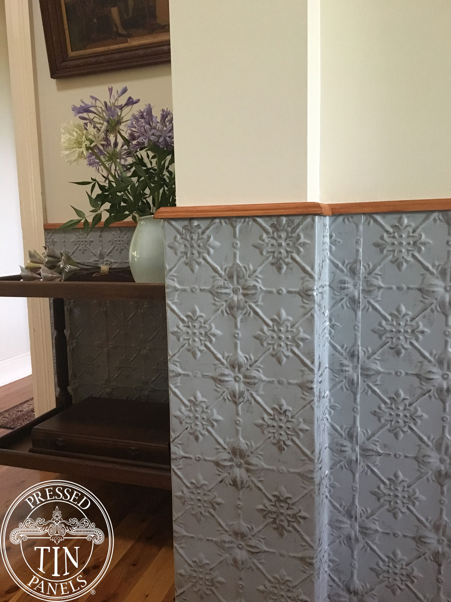 Pressed Tin Tiles Tile Design Ideas