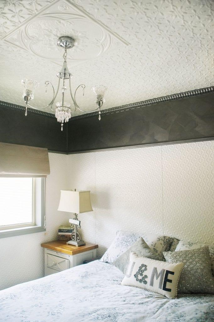 Pressed Tin Panels Acorn ceiling