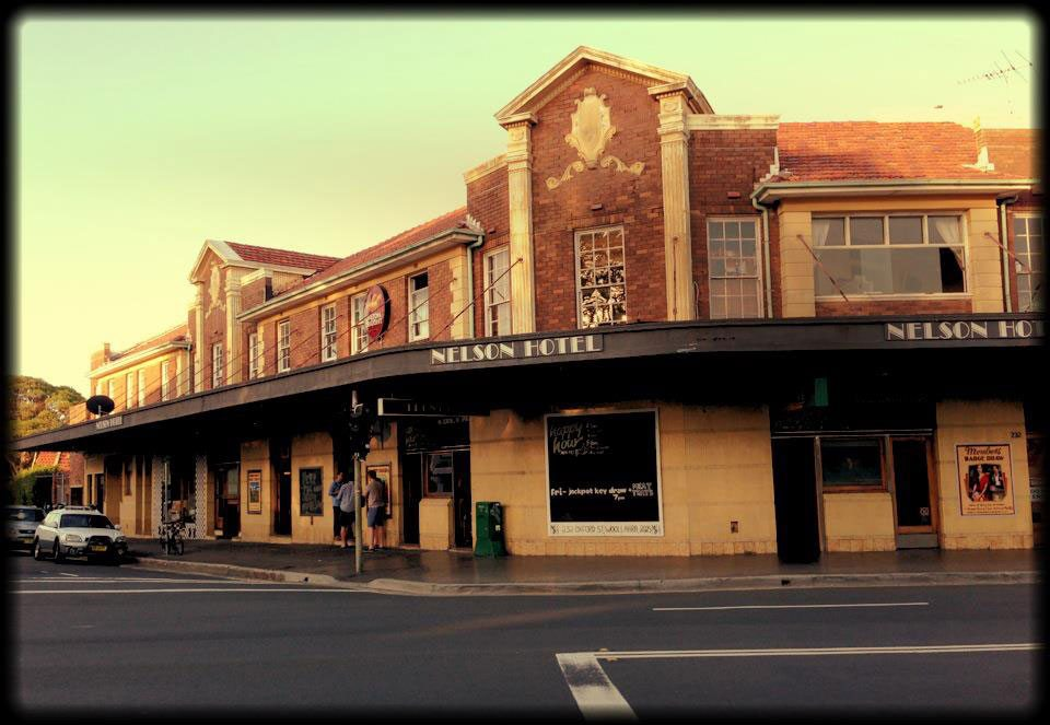 The Nelson Hotel in Bondi Junction NSW as it is today
