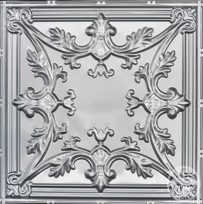 Pressed Tin Panels image example of the Provincial pattern