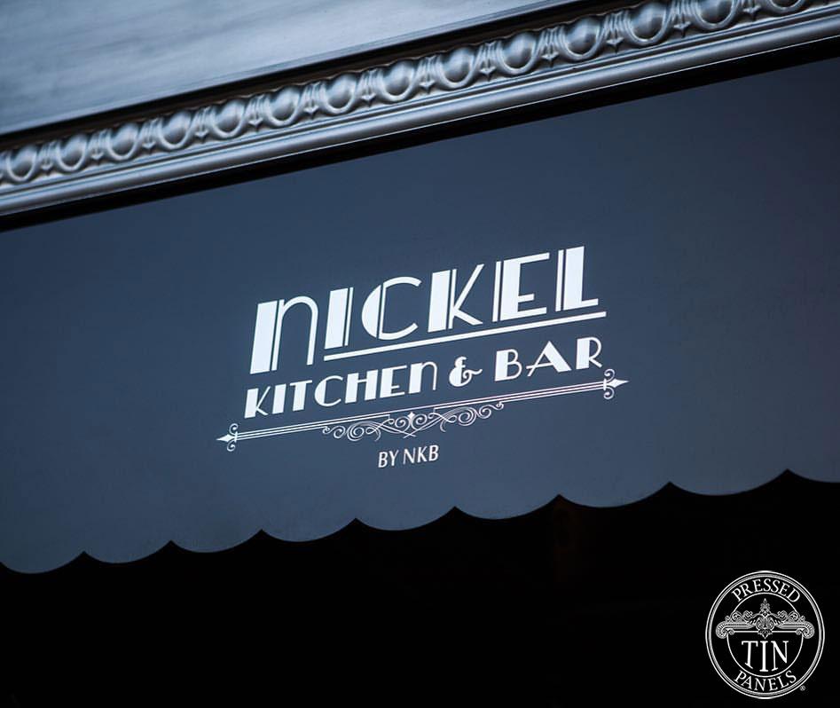 PressedTinPanels_Egg&DarteCornice_Zinc_DecorativeFrontFacade_NickelKitchen&Bar2