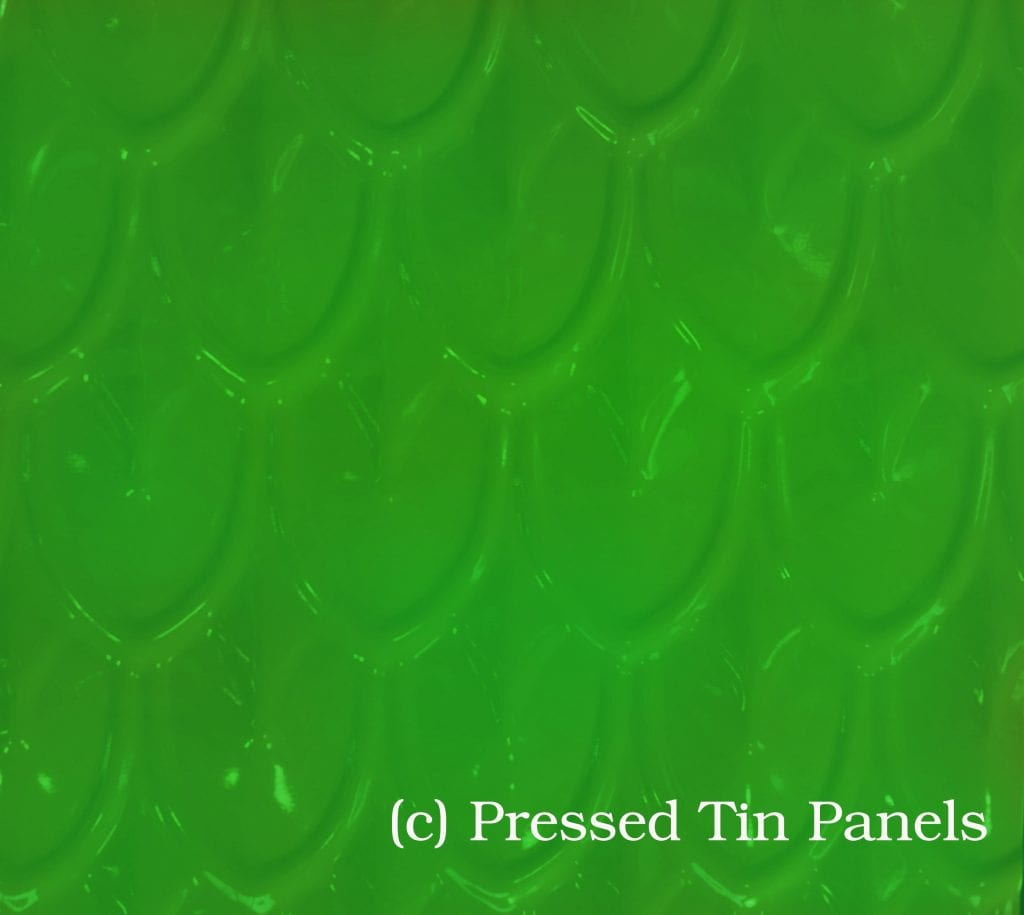 PressedTinPanels_IntensityLime_PowderCoat_FishScal