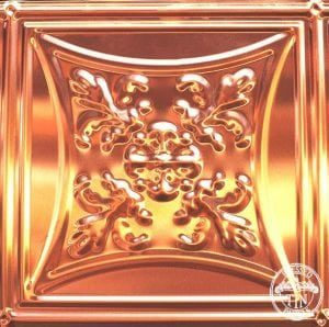 Copper Abercrombie: Image represents 203mm x 203mm approx..size