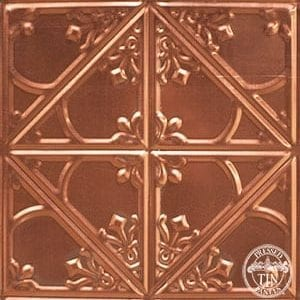 copper snowflakes:image represents 305mm x 305mm approx. size