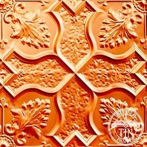Copper Shield: Image represents 620mm x 620mm approx. size
