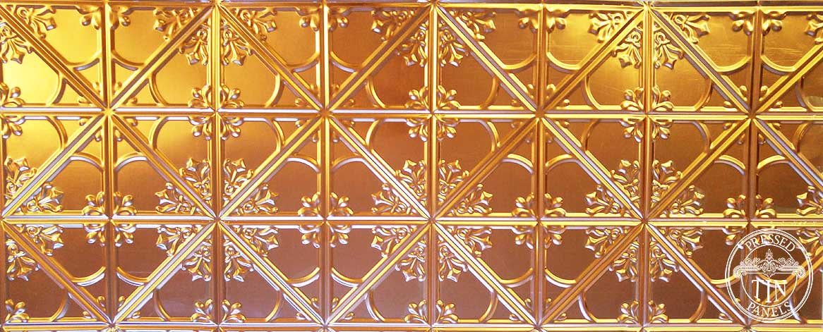 PressedTinPanels_Snowflakes_Copper_Section