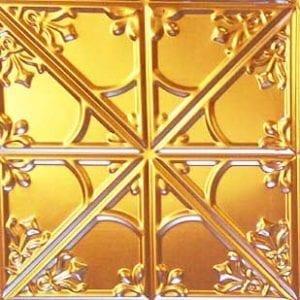 copper snowflakes