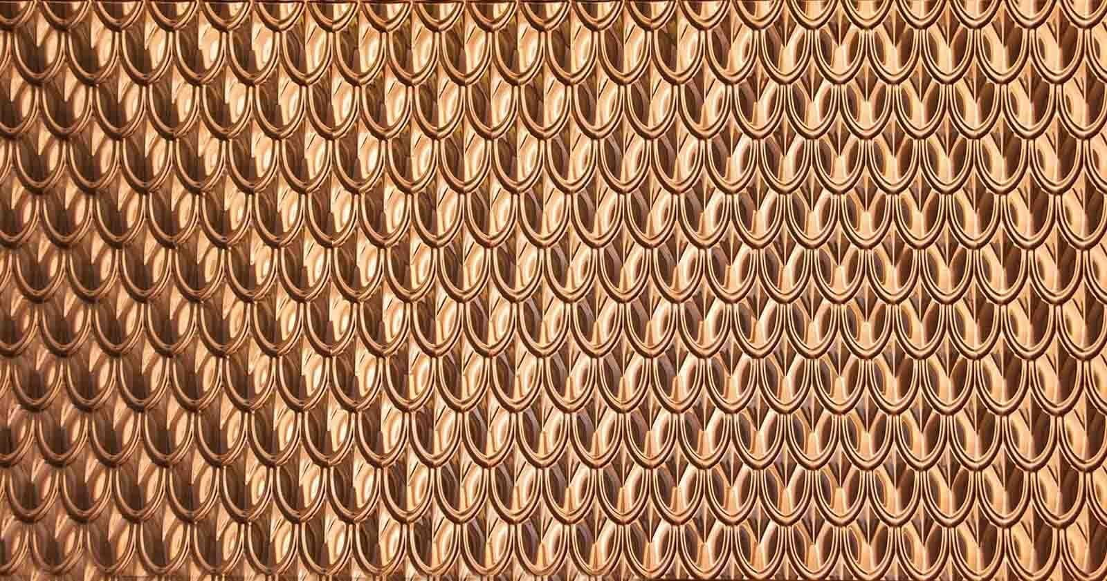 Copper Panels