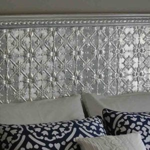 Pressed Tin Panels OriginalBedhead JS