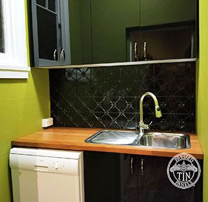 Clover Kitchen Splashback