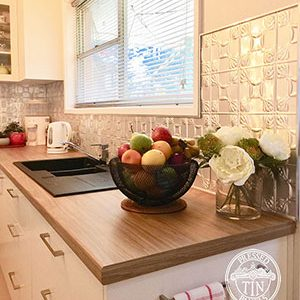 Evans Kitchen Splashback