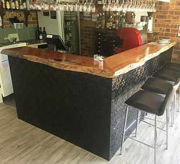 Original Bar Front Black Gloss