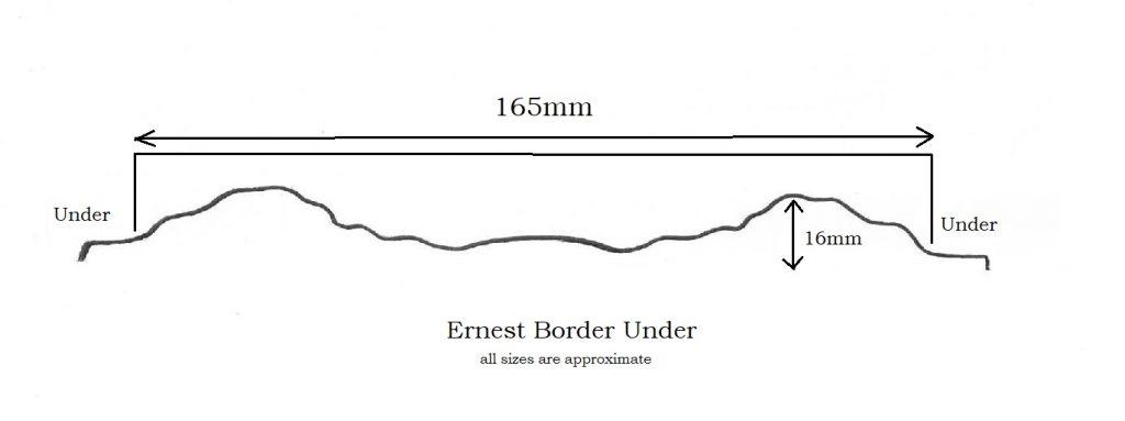 The Ernest border profile measurements