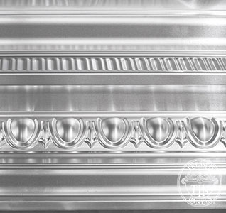 Pressed Tin Panels Grande Cornice Section