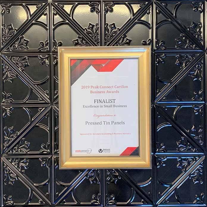 Peak Business Awards Finalist