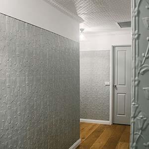 Pressed Metal Wall Panels