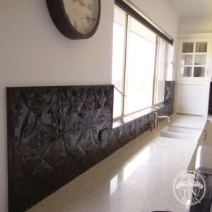 PressedTinPanels Carousel Black Gloss