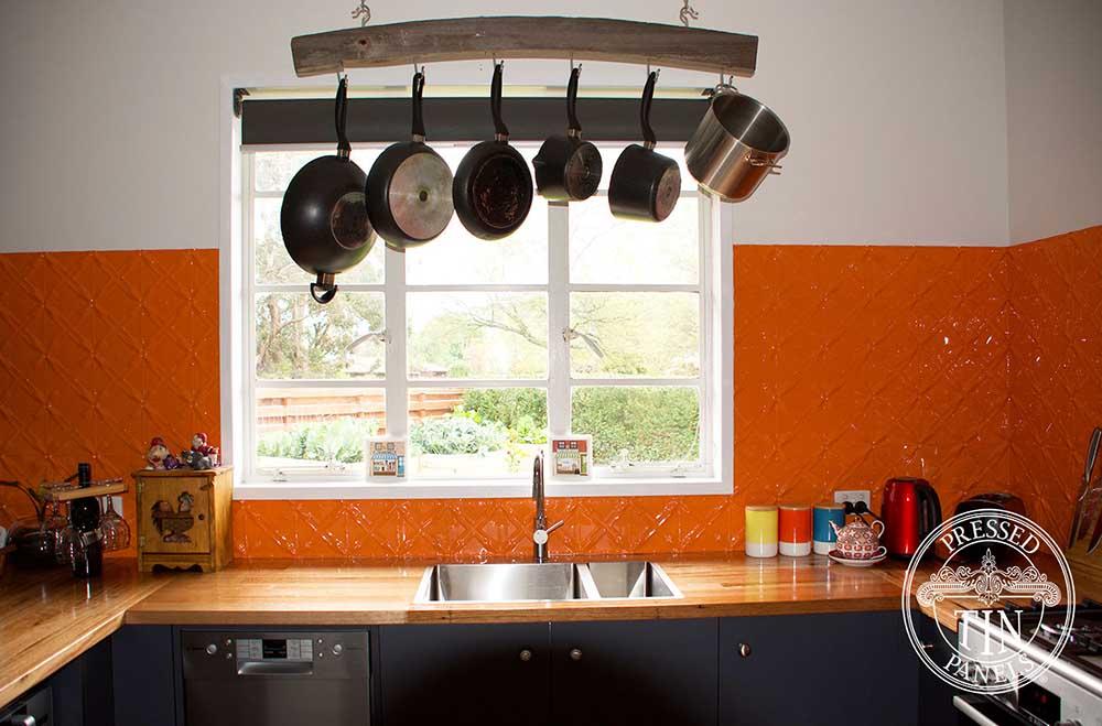 PressedTinPanels_Lattice_KitchenSplashback_Orange_StephenRead-2